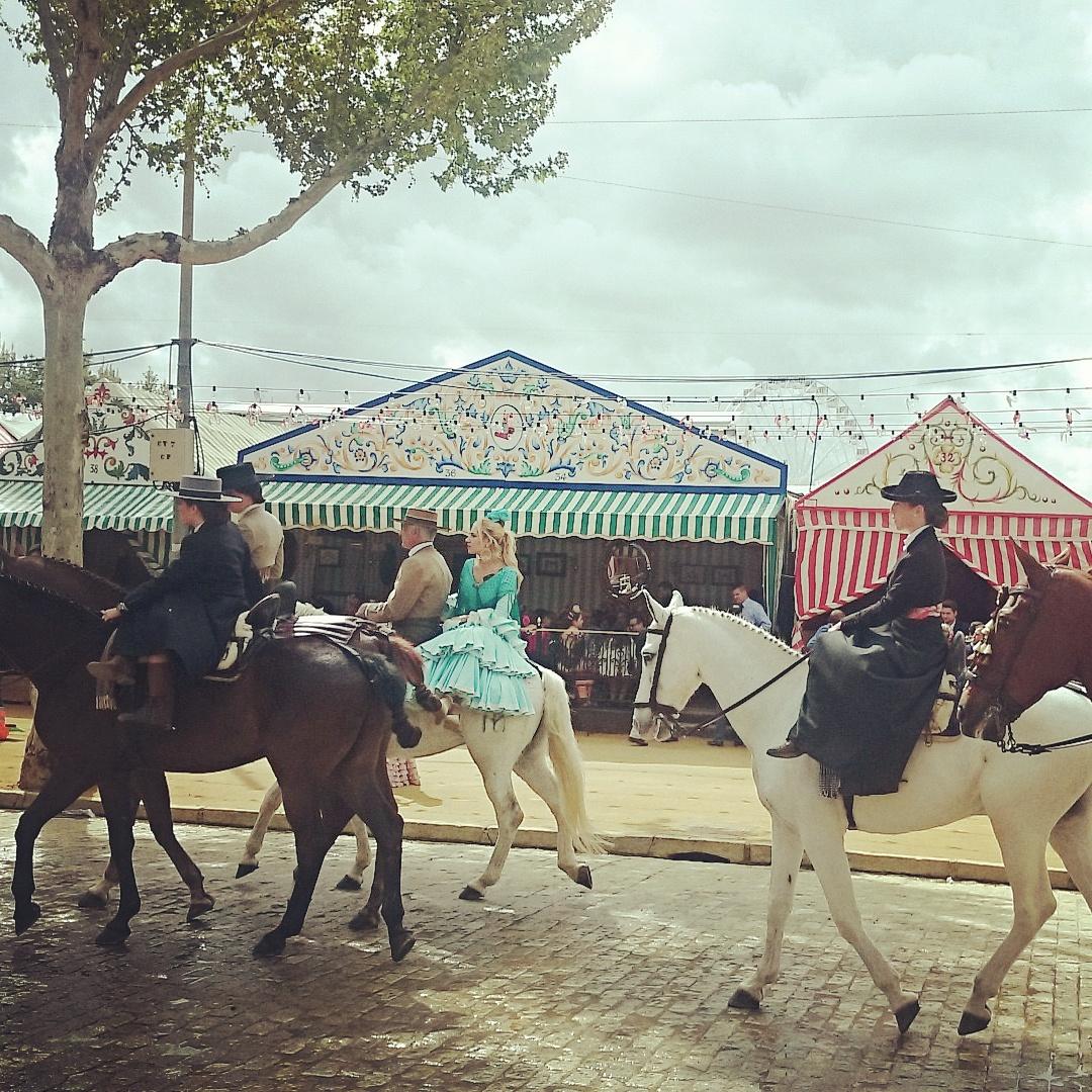 Feria w Sewilli