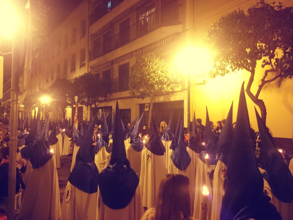 Semana Santa - Wielki Tydzień w Sewilli
