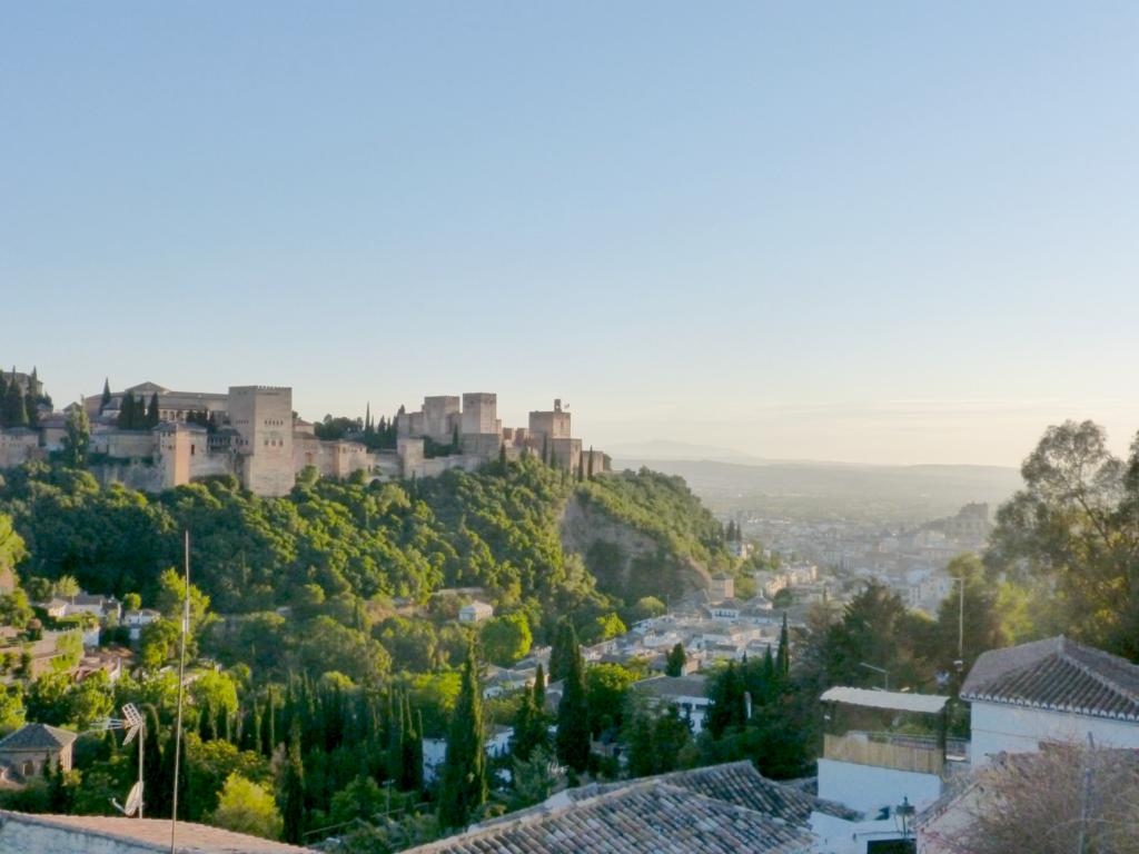 Granada_Wakacje w Andaluzji