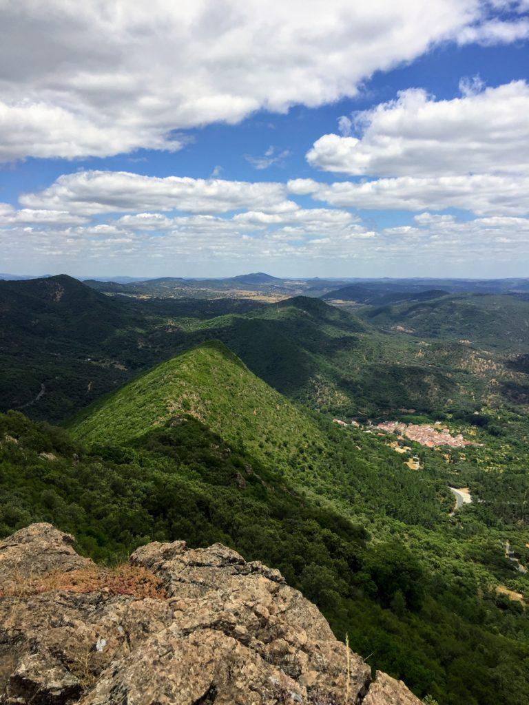 Góry Sierra de Aracena