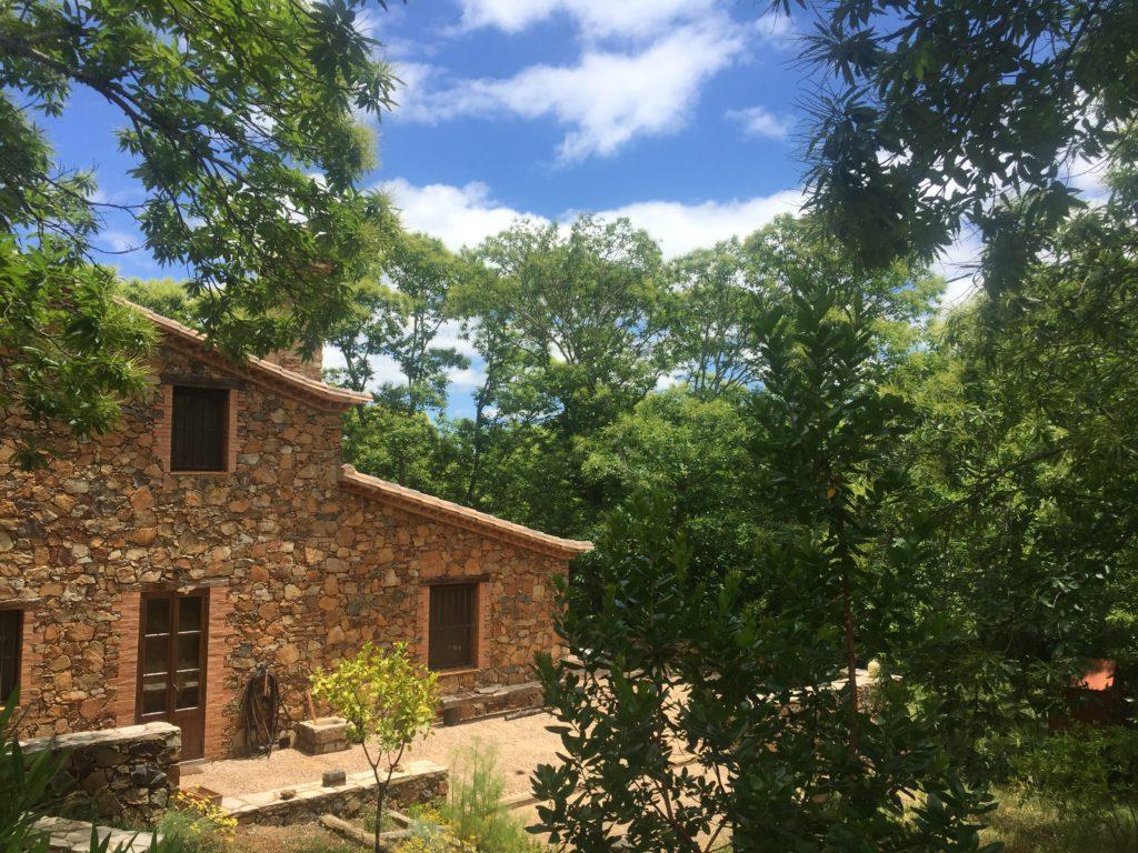 Dom w Sierra de Aracena