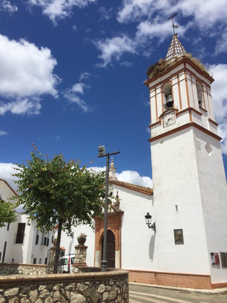 Miasteczko w Sierra de Aracena - Cortelazor