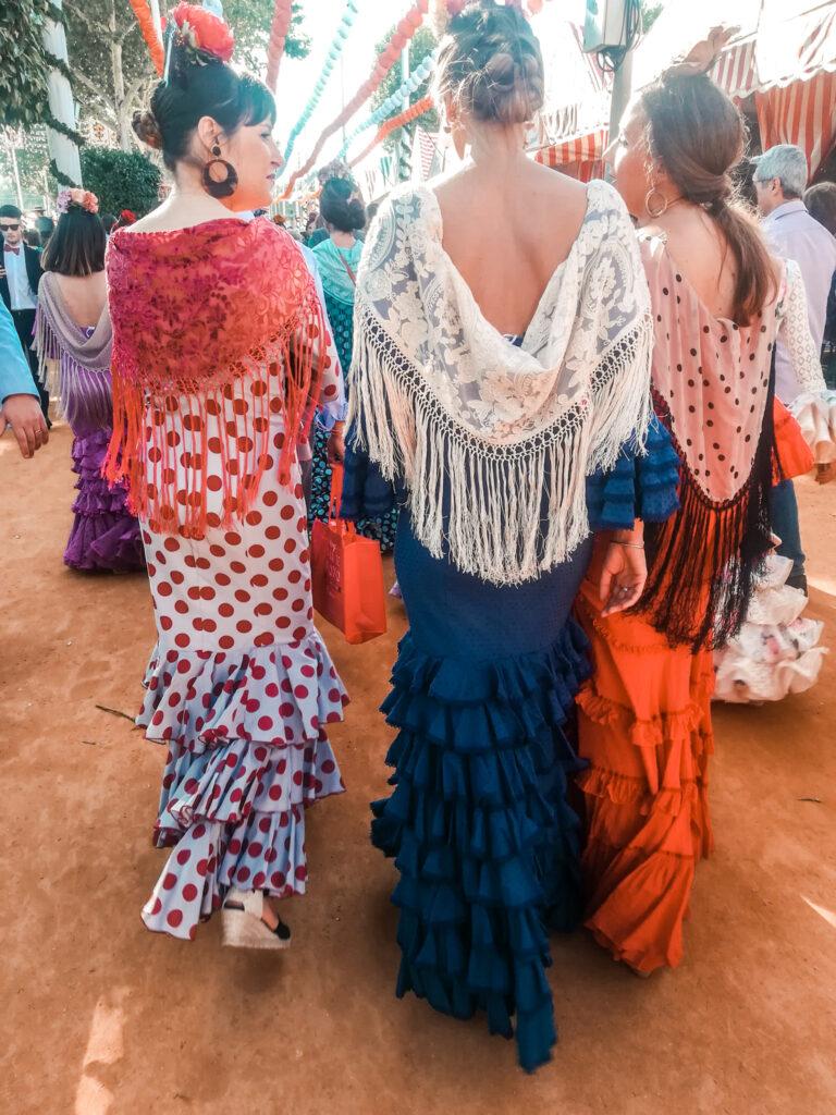 Feria de Abril w Sewilli